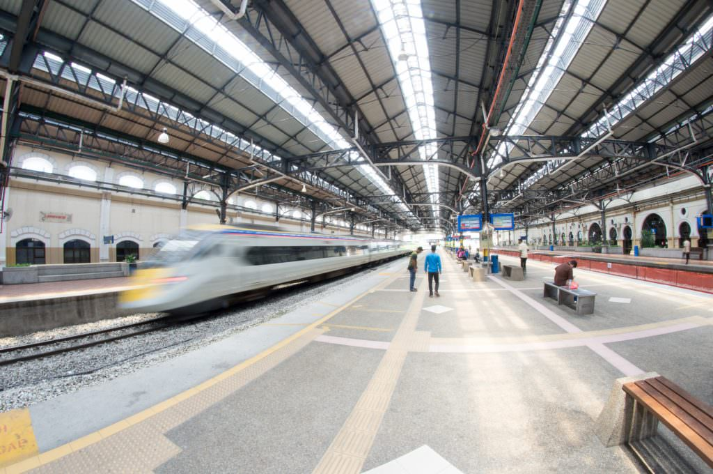 Systra and Meinhardt win consultancy contracts for Kuala Lumpur-Singapore High Speed Rail - Rail UK