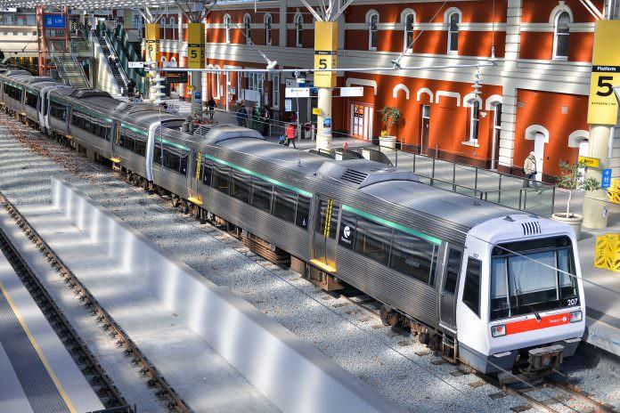 Perth station. Credit: Kikujungboy/Shutterstock.