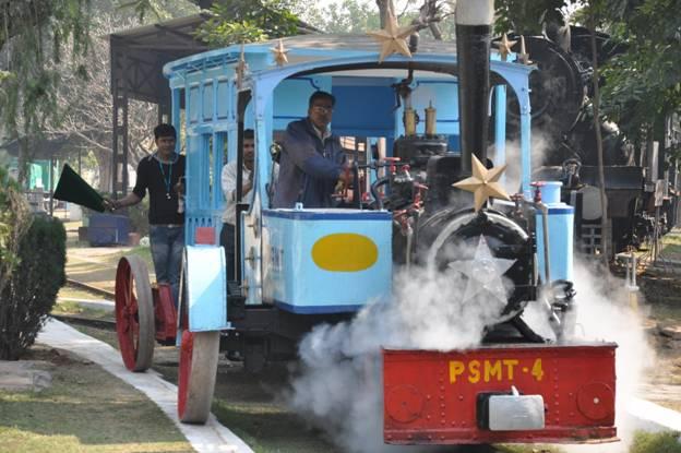 Photo: India's Ministry of Railways.