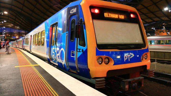 An X'Trapolis train. Photo: Alstom.